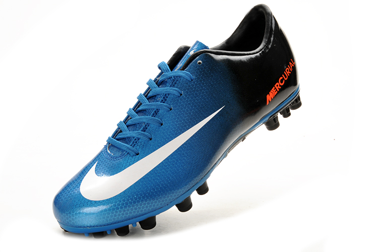 Mercurial Victory III AG Nike Jnr Blue Shop Outlet