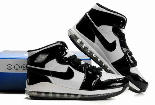 Air Jordan 1 Retro black white