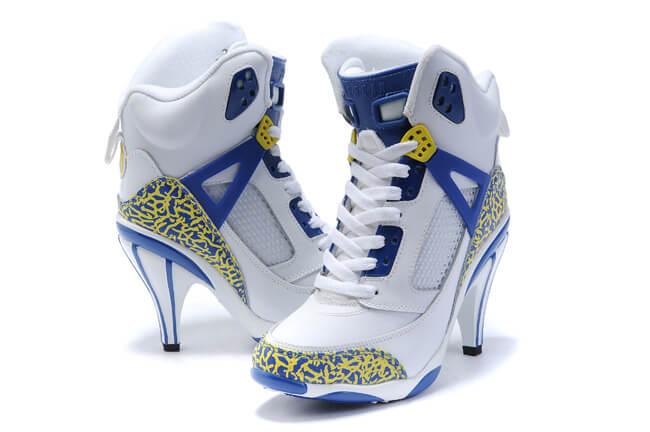 Nike Air Jordan 3.5 Heels