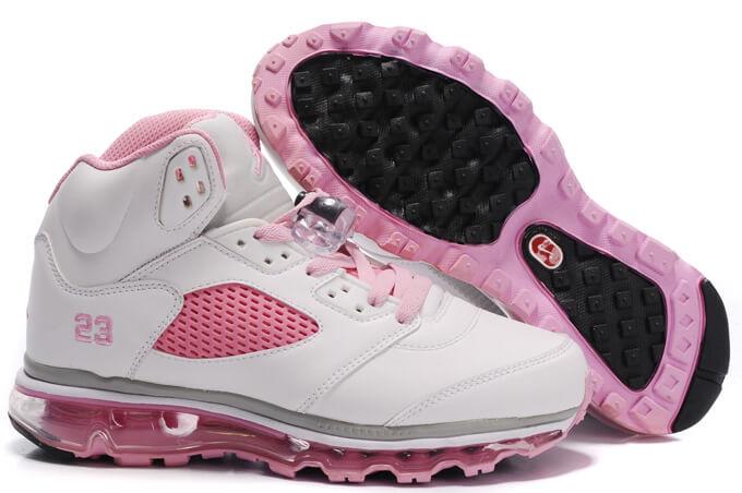 Air Jordan 5 women boots