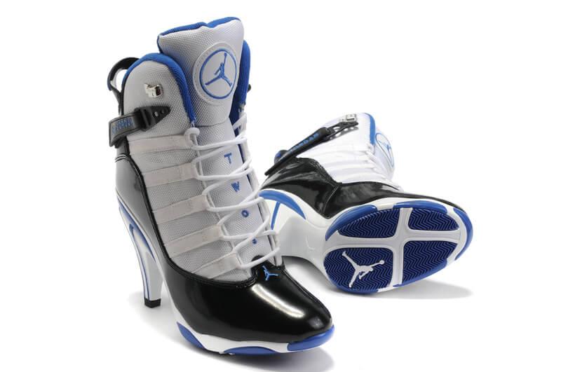 Nike Air Jordan 6 High Heels