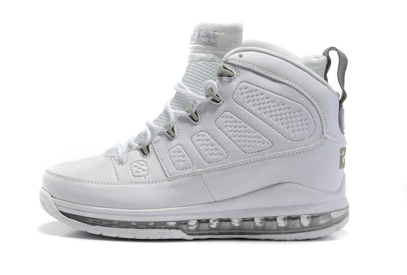 Jordan 9 Air Cushion