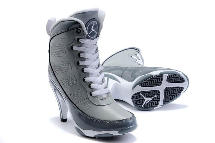 Nike Jordan 9 Heels Shoes