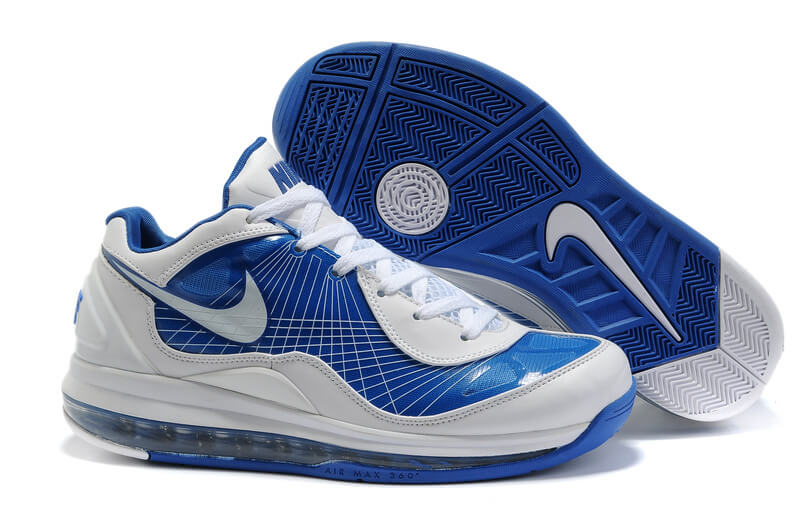 Nike Air Max 360 BB Low Men's Basketball Shoes