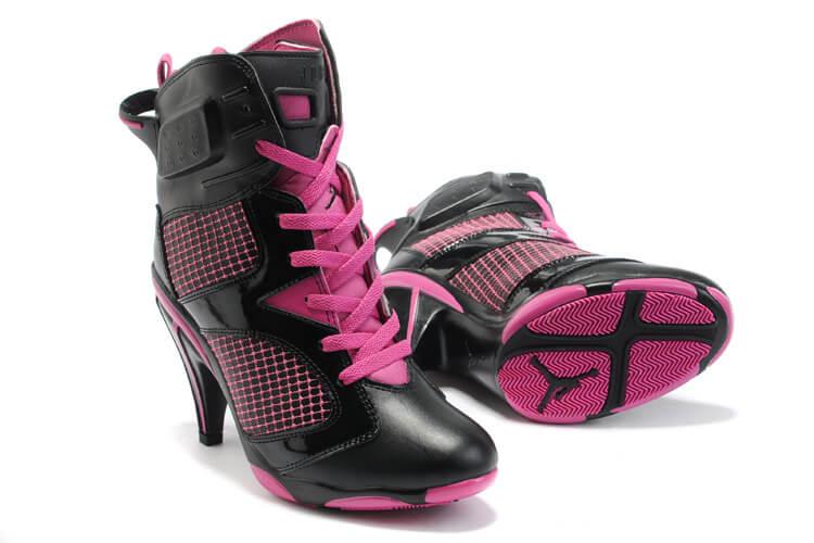 Jordan 6 High Heels 2011