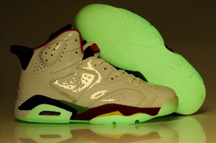 Air Jordan 6 Basketball Shoes