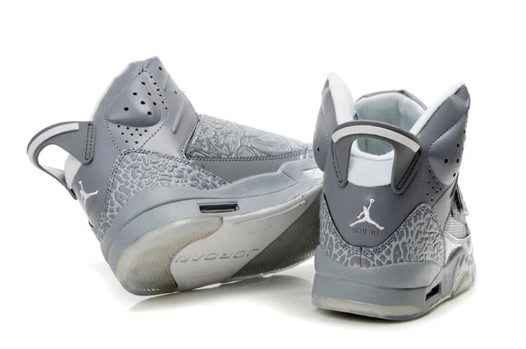 Air Jordan Son Of Mars Basketball Shoes