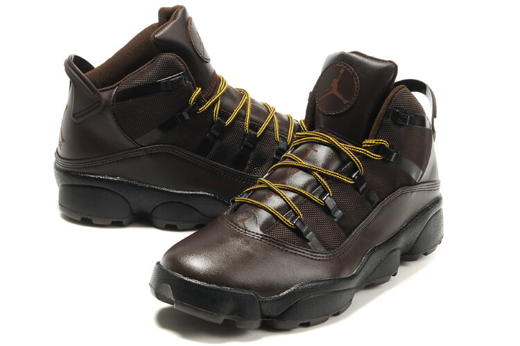 Jordan Winterized 6 Rings Shoes