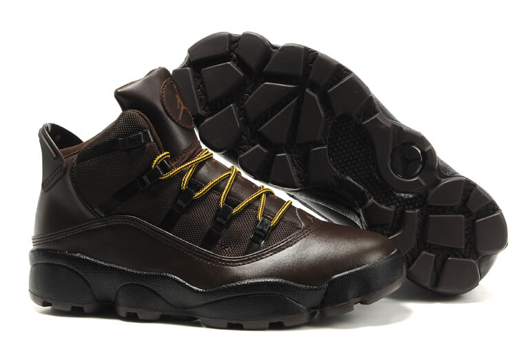 Jordan Winterized Shoes