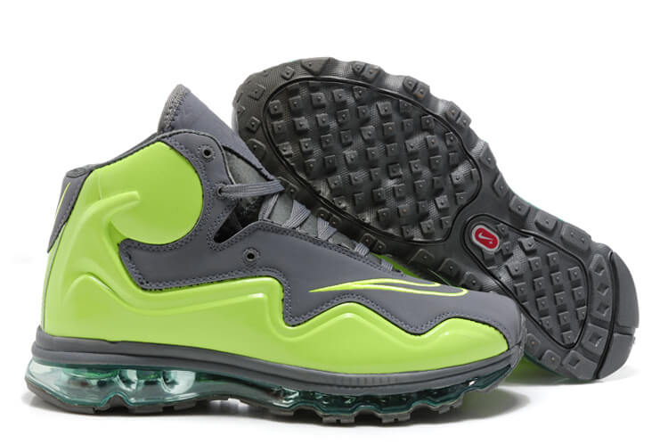 Nike Air Max Fly By Basketball Shoes