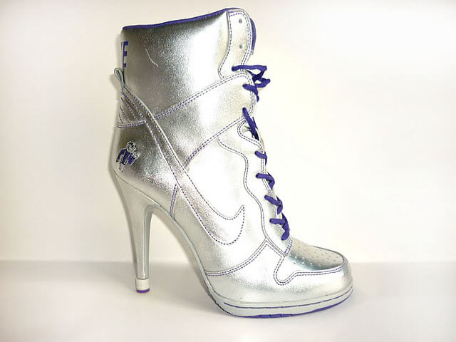 Nike Dunk Heels High Tops