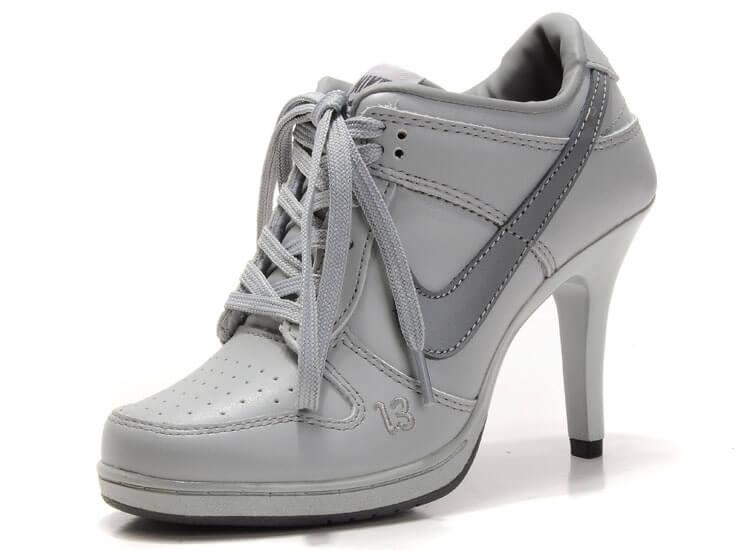 Women's Nike Dunk SB Low Heels