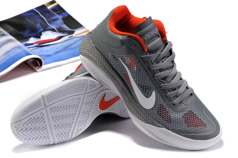 Nike Zoom Hyperfuse Low Basketball Shoes