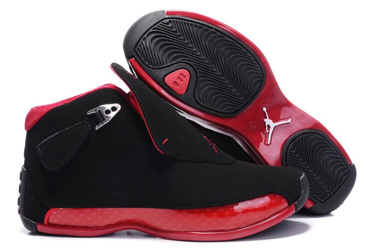 Nike Air Jordan 18 Retro Men\u0026#39;s athletic shoes.