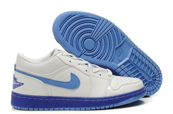 Air Jordan 1 Low Phat White/Blue