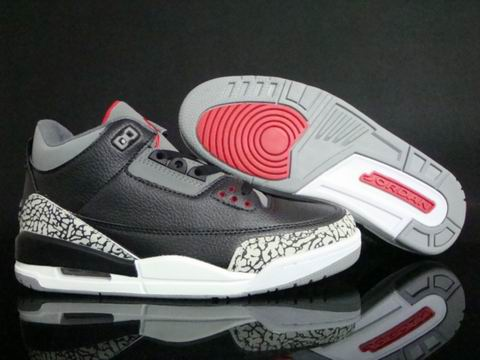 mens footwear Air Jordan 3 Retro