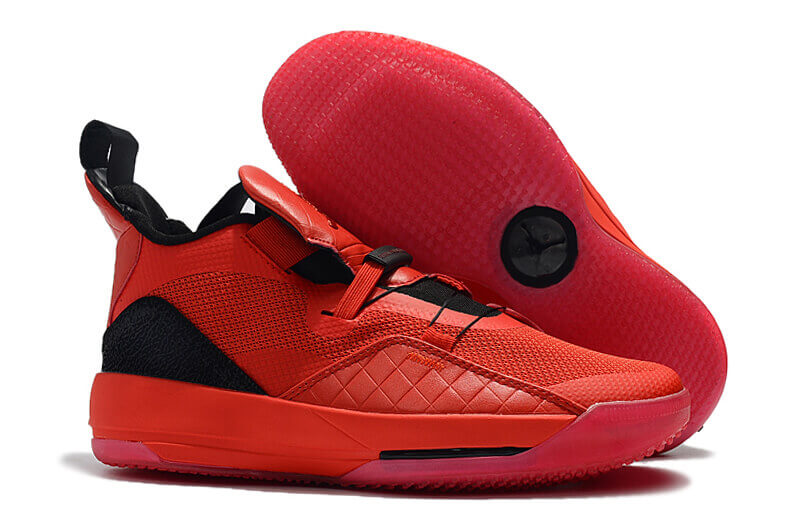 Air Jordan XXXIII Red/Black