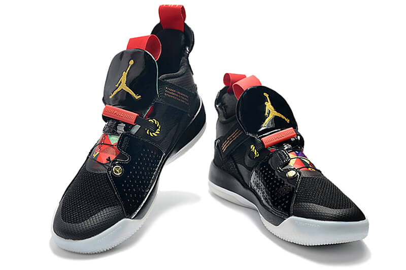 Air Jordan XXXIII Black On Sale