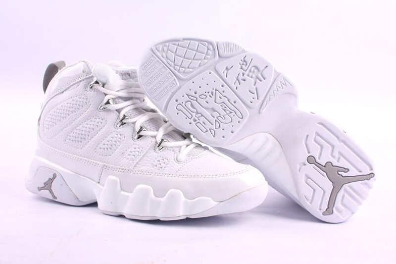air jordan 9 retro grey