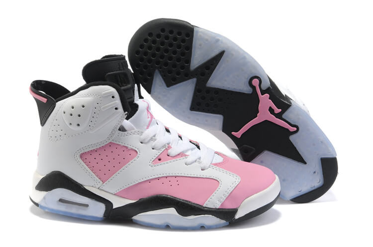 Girl's Air Jordan Shoes