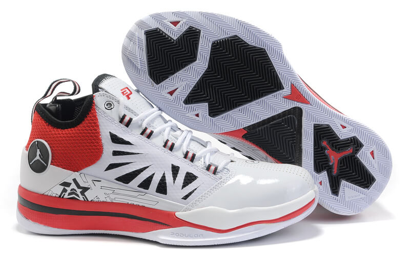 Nike Men's Jordan CP3 IV basketball shoes
