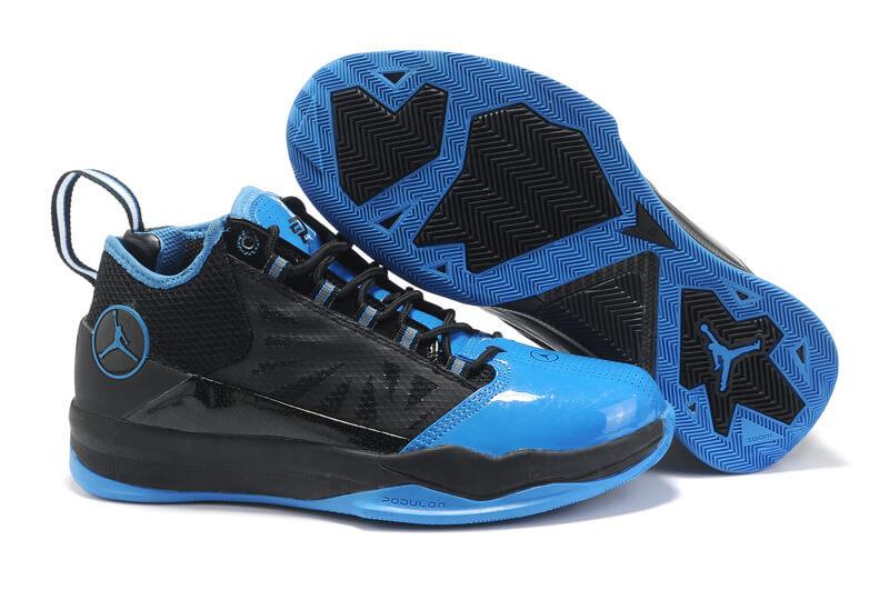 Jordan CP3 IV black varsity blue