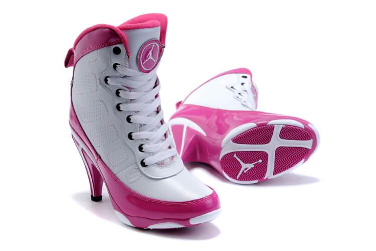 Jordan High Heel Boots