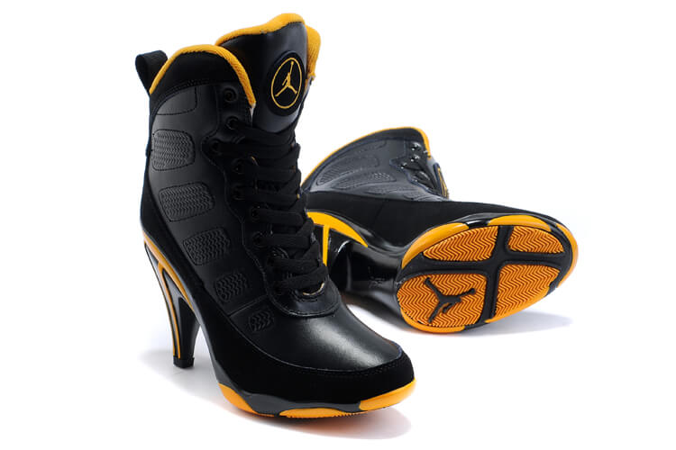 buy Jordan High Heel Boots in black