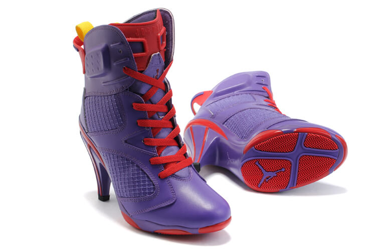 Jordan High Heel Shoes 2011