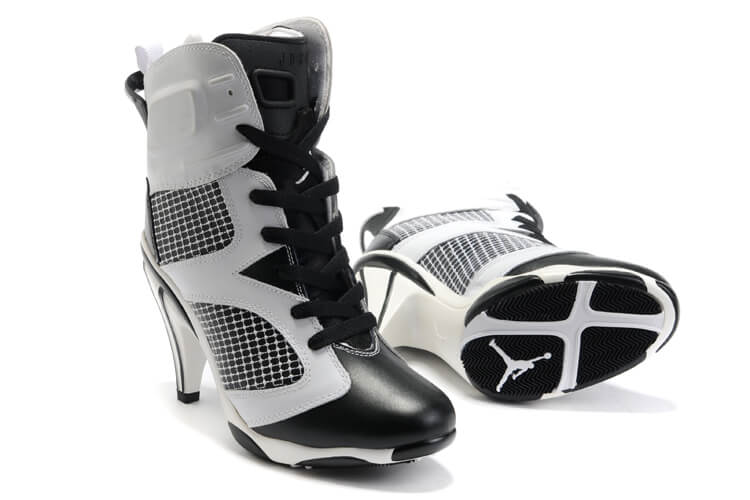 womens jordan high heel shoes