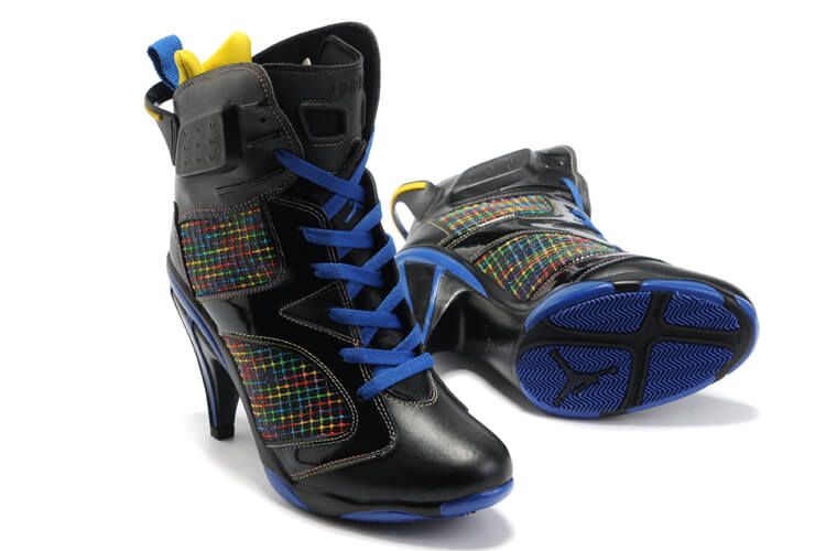 jordan high heel shoes for women