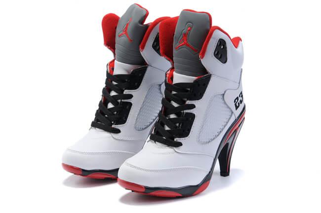 Air Jordan High Heel Shoes