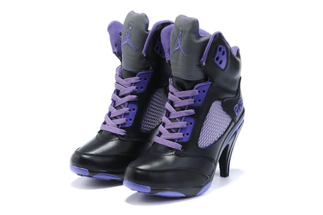 Jordan high heel shoes