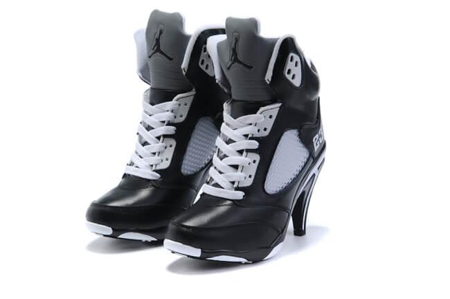 Jordan high heels for girls