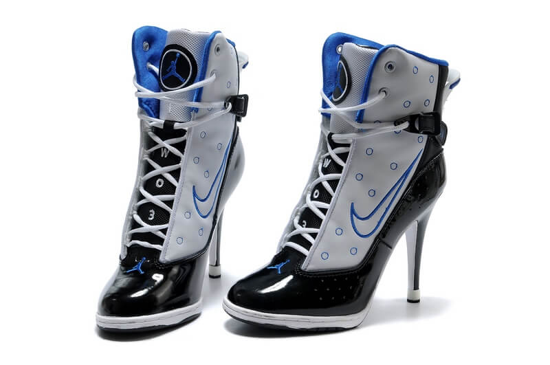 ladies Jordan High Heel shoes