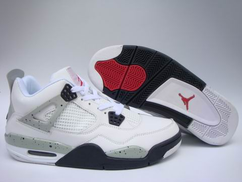 Jordan Shoes Retro 4 for sale