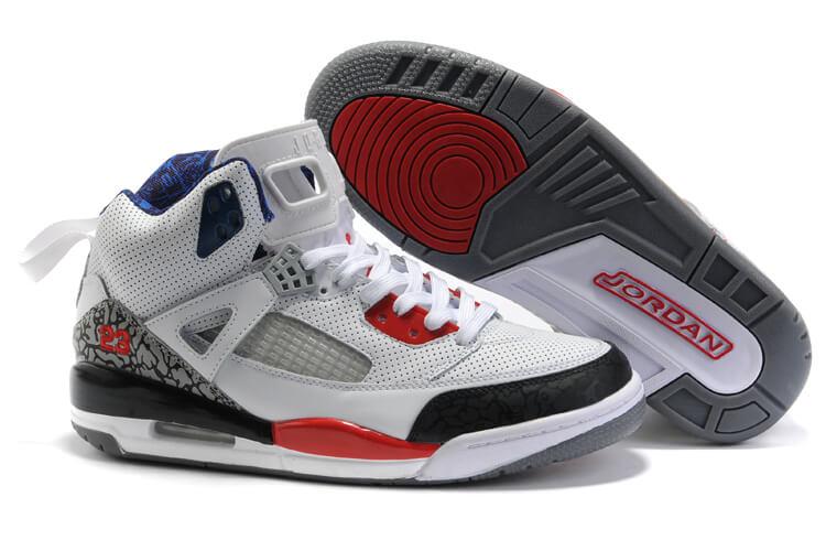 Jordan Spizike boots