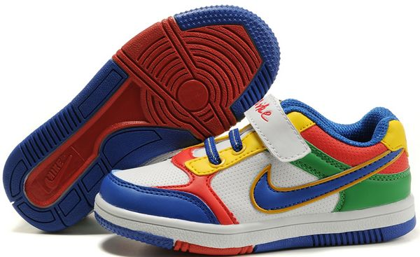 nike boys leather shoes