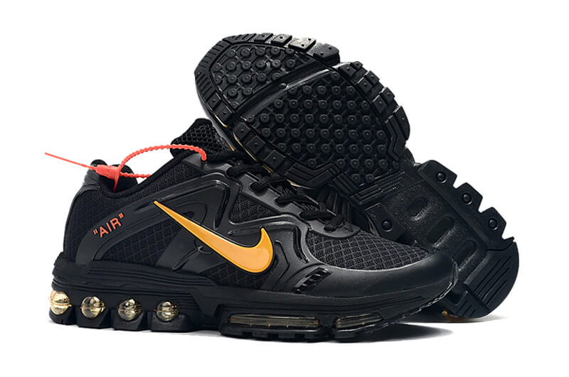 Nike Air MAX 2019 Shoes Black/Yellow