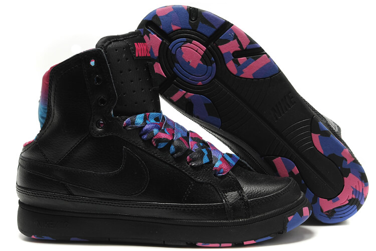 nike air troupe mids