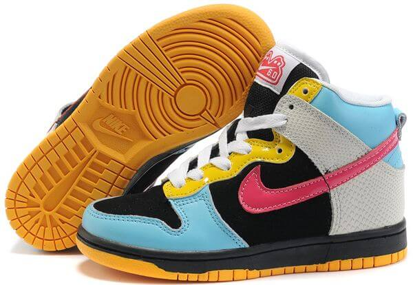 Nike High Tops for Kids