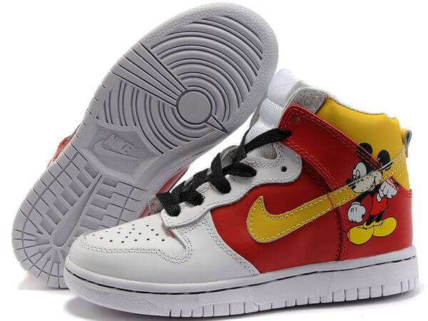 Nike Dunk SB High Tops for Kids