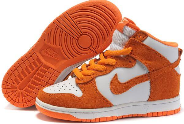 Nike Dunk SB High Tops for Kid