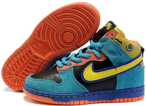 Kids Nike Dunk SB