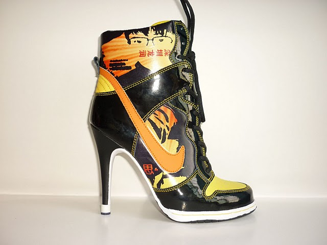 Nike High Heels Shoes for womens