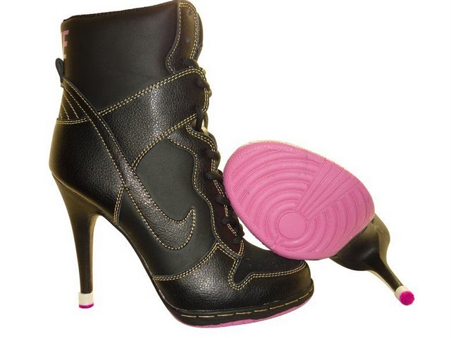 Nike High Heels Shoes