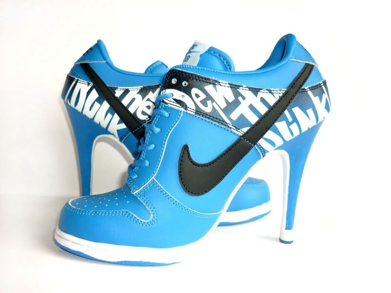 Nike High Heels Dunks