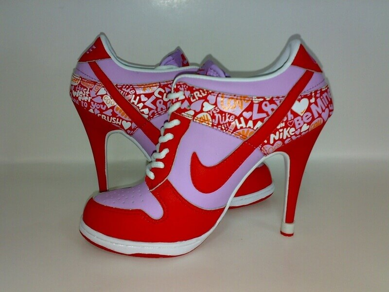 Nike High Heels on sale