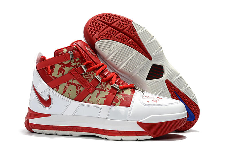 Nike LeBron 3 Chinese year