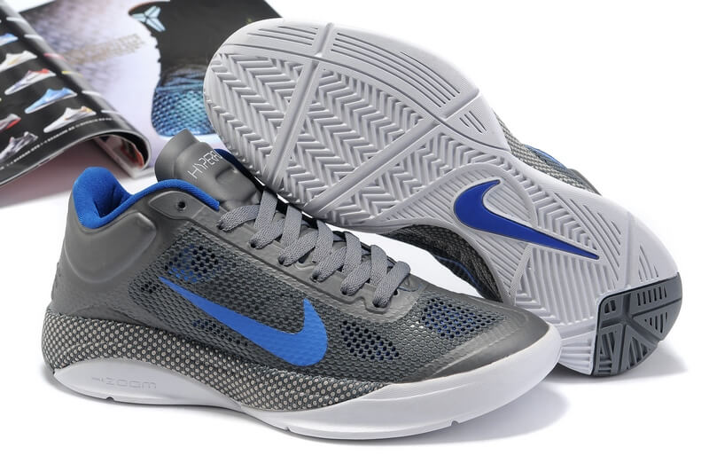 Nike Zoom Hyperfuse Low Mens Basketball shoes